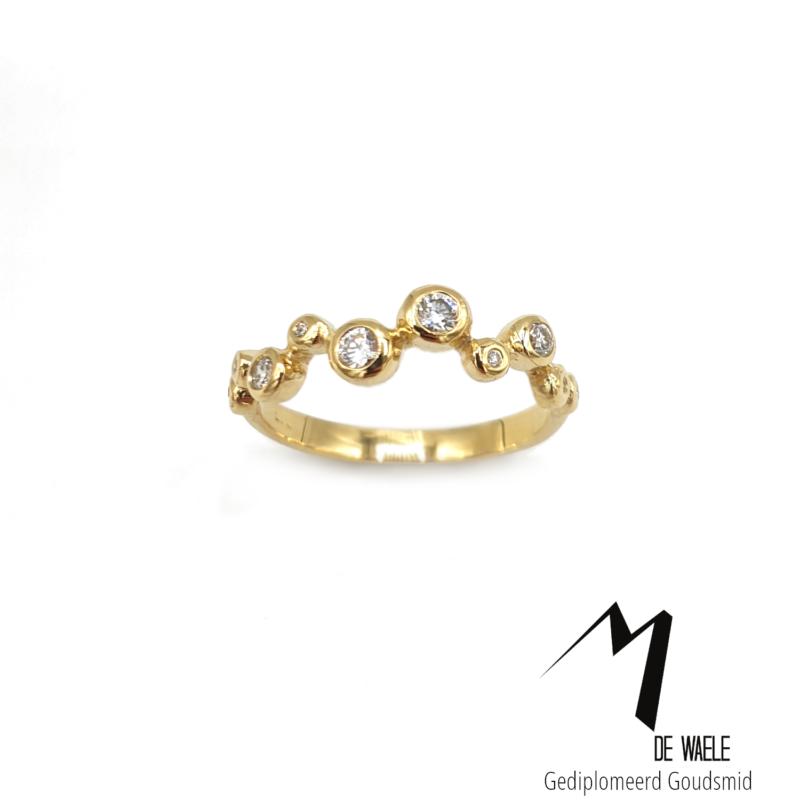 Handgemaakte ring